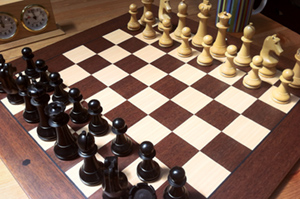 The World Chess Championship Chess Set - Manufacturing the